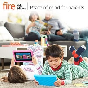 Fire Kid Kindle